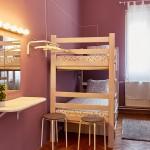 Get Inn Skopje Hostel 6 Beds Dorm